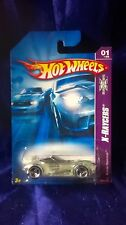 Hot Wheels Nerve Hammer Die-Cast 1:64 X-Raycers Series 2007 Rear Spoiler Rare