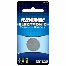 2x Rayovac KECR1632-1 General Purpose Battery - Cr1632 - Lithium - 3 V Dc - 1