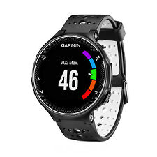 Garmin Forerunner 230 GPS Running Watch & Activity Tracker Black and White