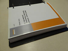 Case 580B CK/580CK B Tractor Parts Catalog, Manual, List, Book, New with Binder