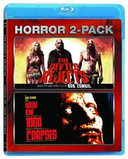 NEW The Devil's Rejects / House of 1000 Corpses (Horror Two-Pack) [Blu-ray]