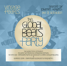 CD Global Beats Party-Vintage Pearls von Various Artists  2CDs