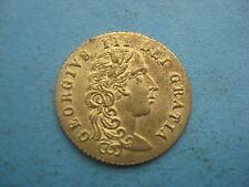 1797 GUINEA GOLD COLOURED SOVEREIGN GAMING TOKEN COIN GEORGE 3rd
