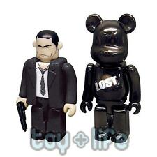Lost Jack Kubrick ABC Medicom Toy Be@rbrick Bearbrick 2-Pack Set New MISB