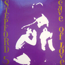 "THE STEPFORD 5 Cave Of Love 7"" . the cramps runaways stooges female band"