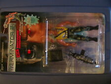 Terminator 2 1991 VINTAGE Meltdown Terminator 100% Mint Comp on Seal Card Kenner