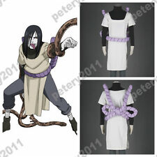 Custom-made Naruto Anime Cosplay Orochimaru Costume Halloween Costumes