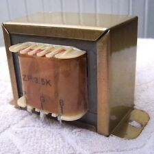 Pair 10W 5.2K-6K:0-8Ω output transformer OPT 6P6 EL84 EL34  tube amp amplifier