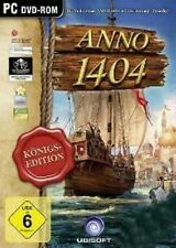 Anno 1404 Königsedition Deutsch OVP BRANDNEU