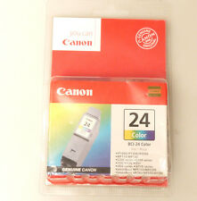 (PRL) CANON BCI-24 COLOR ORIGINALE CARTUCCIA INCHIOSTRO ORIGINAL INK CARTRIDGE