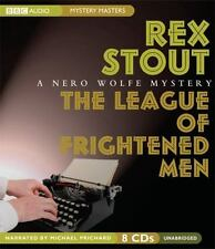 The League of Frightened Men: A Nero Wolfe Mystery