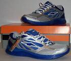 NIB AVIA Mens Light-Weight Athletic Walking Shoes Blue/Silver Sz 8, 8,5,10.11
