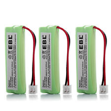 3x 500mAh 2.4V Replacement Home phone Ni-MH Battery For Vtech BT-28443 BT18443