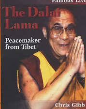 The Dalai Lama: Peacemaker from Tibet (Famous Lives),G