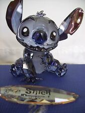 SWAROVSKI DISNEY STITCH 2012 FIGURINE W/SURFBOARD LIMITED EDITION 1096800 NIB