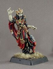 Moandain Necropolis Warlord Reaper Miniatures Undead Vampire Lich Caster Melee
