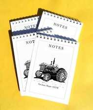 Fordson Major E27N Tractor pack of 4 Small A6 Note Pads Gift Set