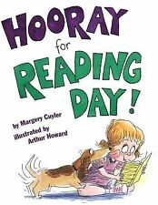 Hooray for Reading Day! - New Hardback with Dust cover. (A Jessica Worries book)