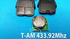 VAUXHALL T-AM OMEGA 3 BUTTON REMOTE KEY FOB READY TO BE PROGRAMMED