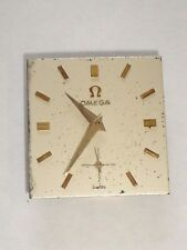 OMEGA 302 Watch Movement with Dial & Hands , Used to Fix