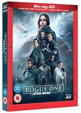 Rogue One: A Star Wars Story (3D Edition with 2D Edition) [Blu-ray]