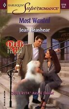 Most Wanted (Harlequin Superromance No 1219: Deep In the Heart)