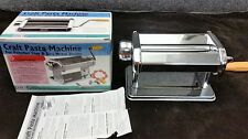 Amaco Pasta Machine For Use with Polymer Clays and Soft Metal Sheets Crafts