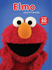 Sesame Street: Elmo and Friends (DVD, 2014) NEW