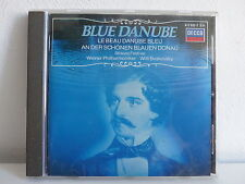 CD ALBUM Blue Danube STRAUSS  Wiener Philharmoniker WILLI BOSKOVSKY 411932 2