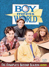 Boy Meets World - The Complete Second Season (DVD) 2nd