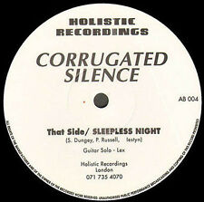 CORRUGATED SILENCE - Sleepless Night - Holistic