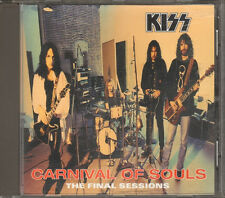 KISS Carnival of Souls 12 track CD Mercury 1997 THE FINAL SESSIONS