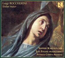 Luigi Boccherini: Stabat Mater, New Music