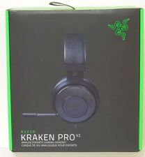 Razer - Kraken Pro v2 Wired Stereo Gaming Headset - Black- New