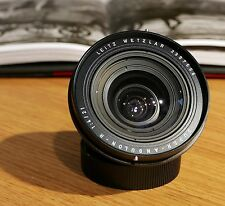 Leica Super Angulon R 21mm 1:4 Made in Germany