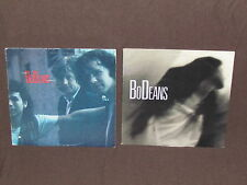 BODEANS 2 LP RECORD ALBUMS LOT COLLECTION Outside Looking In/Love Hope Sex Dream