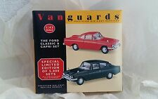 LLEDO VANGUARDS FORD CLASSIC & CAPRI SET SCALE 1:43 CL1002 Ltd. Ed.