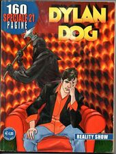 DYLAN DOG - SPECIALE N. 21 - REALITY SHOW - QUASI OTTIMO