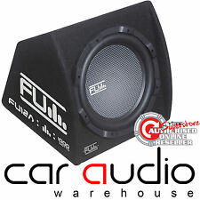Fli FU 12A Single 12 Inch 1000 Watt Active Amplified Car Sub Subwoofer Bass Box