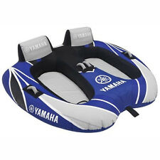 YAMAHA 2 Person Cockpit-Style Towable Tube Brand New BLUE SBT-CKPIT-TB-11