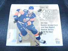 2009-10 UD SPX HOCKEY SEALED HOBBY BOX