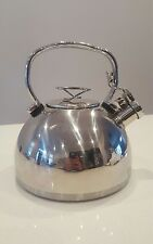 Circulon 1.5L Stainless Steel Whistling Bird Tea Kettle /// Similar to All-Clad