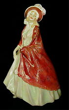 Royal Doulton Figurine Paisley Shawl HN 1392  8 1/8 inches. Excellent Condition