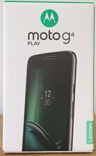 Motorola MOTO G4 Play XT1607, 4G LTE 16GB Memory Cell Phone (Unlocked) - White