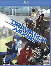 Dramatical Murder (Blu-ray Disc, 2015, 2-Disc Set)