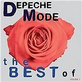 Depeche Mode - The Best of Depeche Mode Vol. 1 (2013)  CD+DVD  NEW  SPEEDYPOST