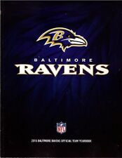 BALTIMORE RAVENS YEARBOOK 2016 PROGRAM FLACCO SUGGS NFL SUPER BOWL CHAMPIONS?