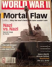 World War 2 New Insights Secret Coup Mortal Flaw Oct 2014 FREE SHIPPING!