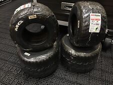 MG Rain Go Kart Racing Tires Tire set of 4 BRAND NEW  10x4.20-5 & 11x6.00-5