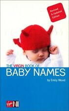 The Virgin Book Of Baby Names Wood, Emily Good Book